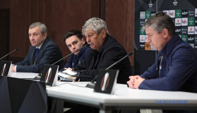 Луческу: «Динамо» не хватило куража и официальных игр