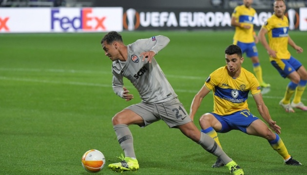 Shakhtar beat Maccabi in Europa League round of 32