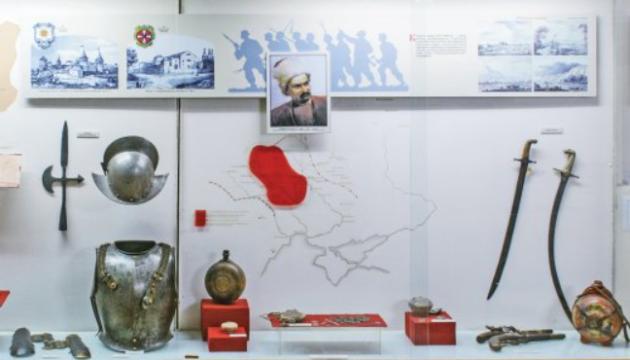 Вінницькі музейники присвятили Героям Небесної Сотні екскурсію «Лицарі Поділля»