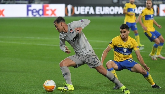 Europa League: Schachtar besiegt Maccabi in Tel Aviv