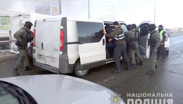 Спецоперація у Києві: поліція затримала групу наркоторговців