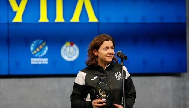 Украинские футбольные арбитры будут судить матч отбора женского Евро