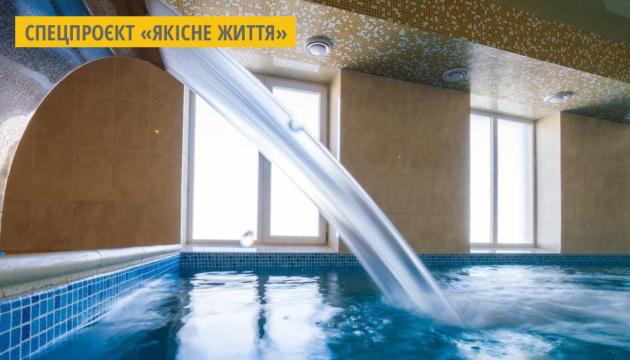 У селі на Тернопільщині оздоровлюють цілющою водою з урочища Медобори