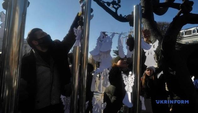 В Україні і світі пройшла тиха акція «Ангели пам'яті»_2
