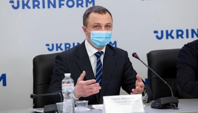 Креминь призвал Николаевский горсовет отменить региональный статус русского языка