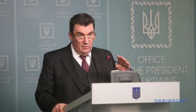 Секретар РНБО назвав імена 10 осіб, проти яких ввели санкції через контрабанду