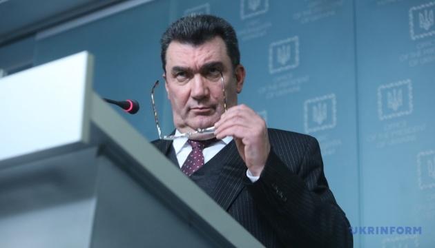 Данилов: Ввели санкции против самолетов, которые совершали рейсы «Киев-Москва»
