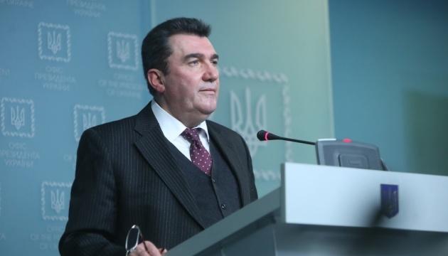 Rada Bezpieczeństwa Narodowego i Obrony nałożyła sankcje na Medwedczuka i jego żonę