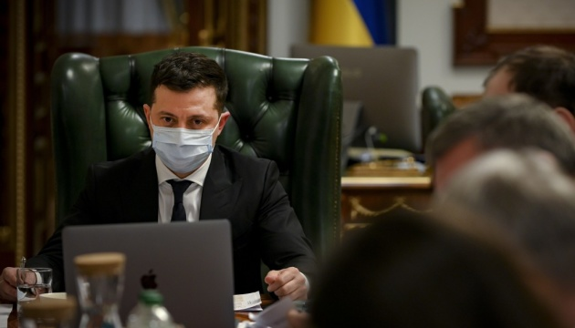 На нараді у Зеленського обговорили стратегію реінтеграції Донбасу та зміцнення нацбезпеки