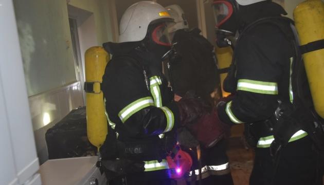 В Одессе горел роддом - эвакуировали 16 младенцев