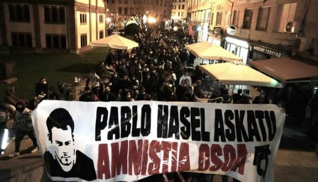 В Мадриде протестовали против помилования каталонских политиков