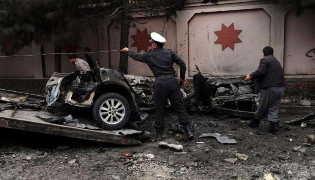 У Кабулі сталася серія вибухів - є загиблі