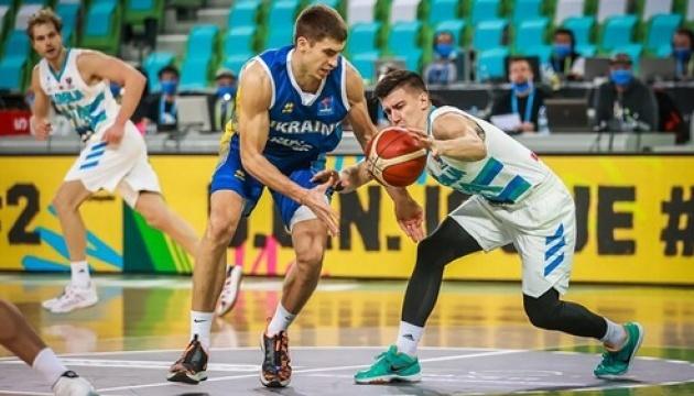 Українці обіграли Словенію у відборі Євробаскету-2022