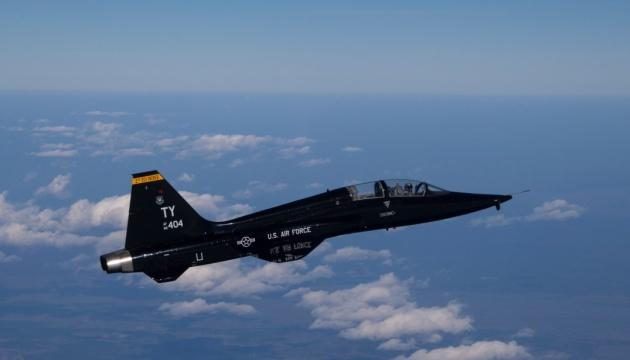 Надзвуковий реактивний літак розбився у США, є загиблі