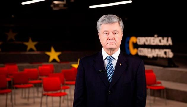 Порошенко пояснив, чому погодився на роль Медведчука як «комунікатора» між Києвом і Москвою