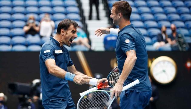 Додіг і Полашек стали чемпіонами Australian Open у парному розряді