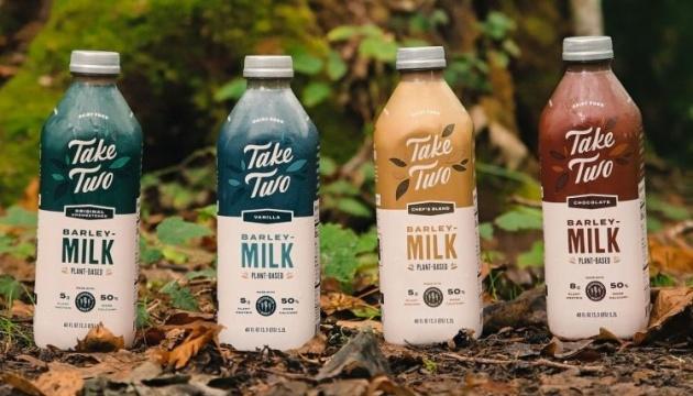 У США створили молоко з ячменю