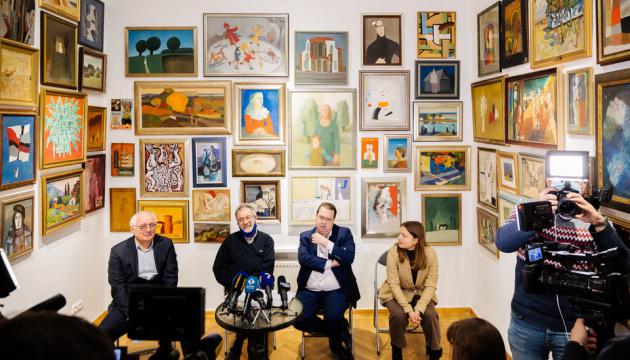 Работы одесских художников станут частью коллекции Центра Помпиду в Париже