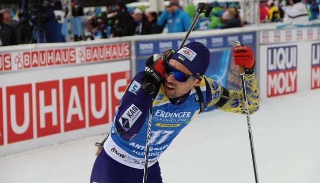 Прима завершив чемпіонат світу з біатлону 21-м у мас-старті