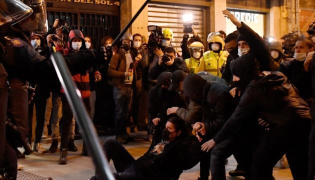 У Барселоні - нові заворушення через арешт репера