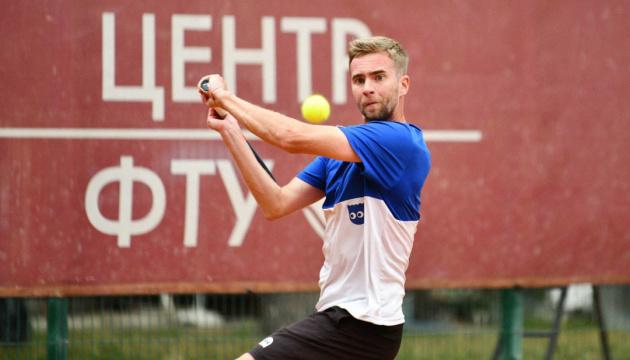 Украинец Манафов преодолел квалификацию на турнире ATP в Казахстане