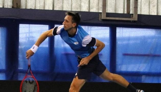 Стаховський програв на старті відбору турніру ATP у Франції
