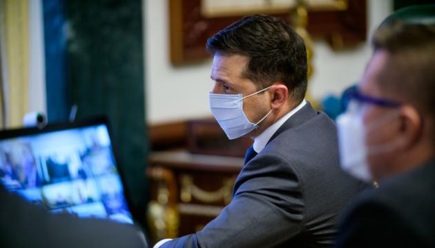 Зеленський звернувся до лідерів «норманді» через загострення на сході України