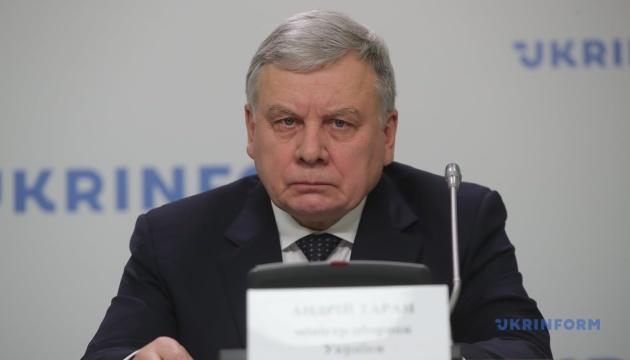 Таран анонсував переговори з п'ятьма міністрами оборони країн НАТО