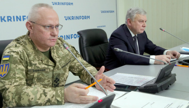 In Donbass ukrainischer Soldat gefallen