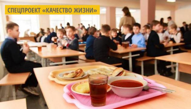 Евгений Клопотенко представил новое школьное меню Госпродпотребслужбе