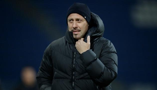 Йовичевич - найкращий футбольний тренер 15 туру чемпіонату УПЛ
