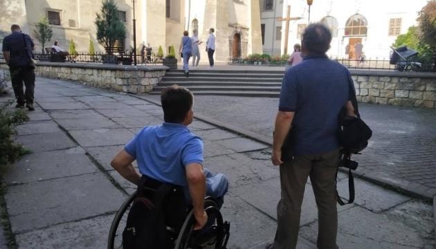 Середньовічні святині Львова стануть доступними для осіб з інвалідністю