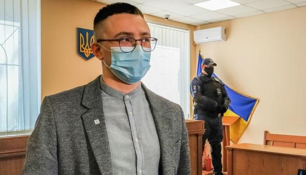 Activista Sternenko condenado a 7 años de prisión