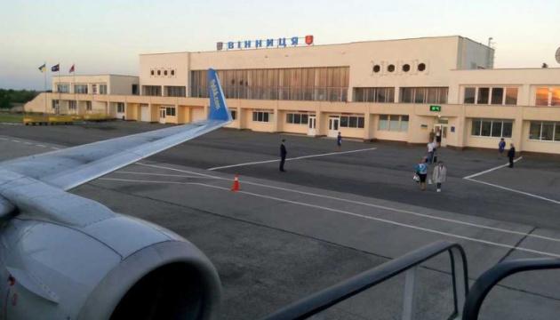 Злітну смугу вінницького аеропорту реконструюють цьогоріч