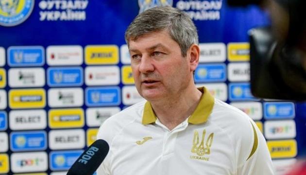 Став відомий склад збірної України з футзалу на матчі з Хорватією