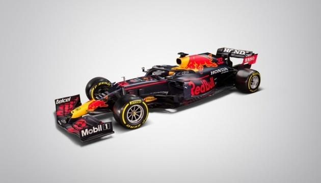 «Ред Булл» представив новий болід на сезон «Формули-1»