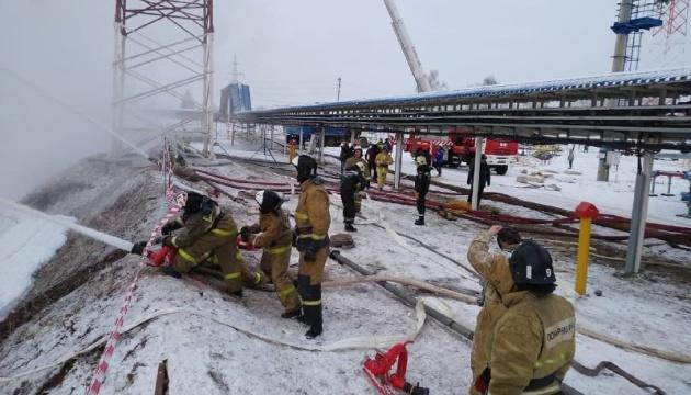 В России взорвался газопровод: транзит через Казахстан прекратили