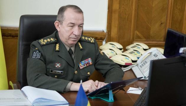 Риск открытой агрессии РФ против Украины всегда существует - начальник Генштаба