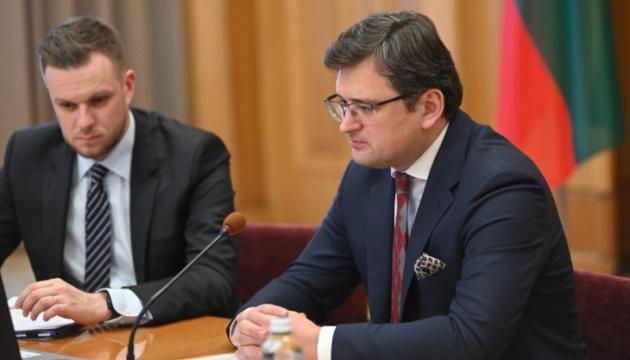 Кулеба - про Кримську платформу: Свавілля Росії проти прав людини отримає міжнародну відповідь