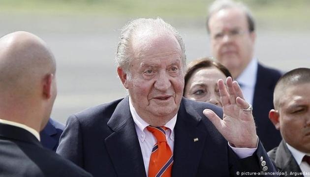 Іспанський парламент хоче позбавити екскороля недоторканості