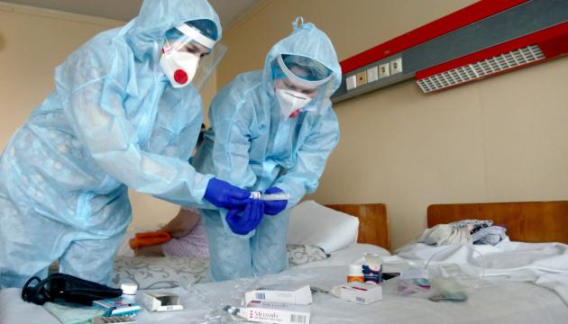 Na Ukrainie zarejestrowano 11476 nowych przypadków COVID-19