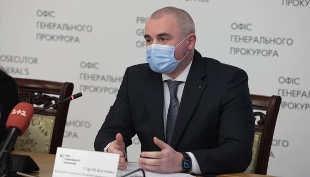 Стерненко зараз знаходиться у СІЗО – прокурор Одещини