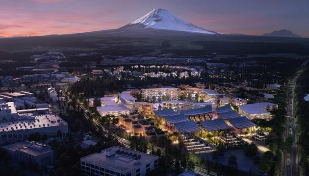 Toyota будує прототип «розумного міста» біля гори Фудзі