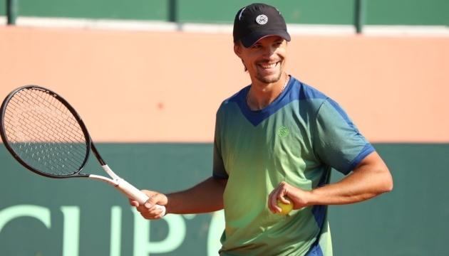 Украинец Молчанов выиграл парный титул турнира ATP в Казахстане