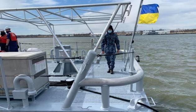 В США прошли испытания корабля типа Island «Сумы»
