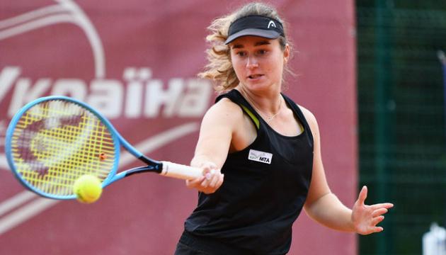 Дарья Снигур вышла во второй круг турнира ITF в Пуатье