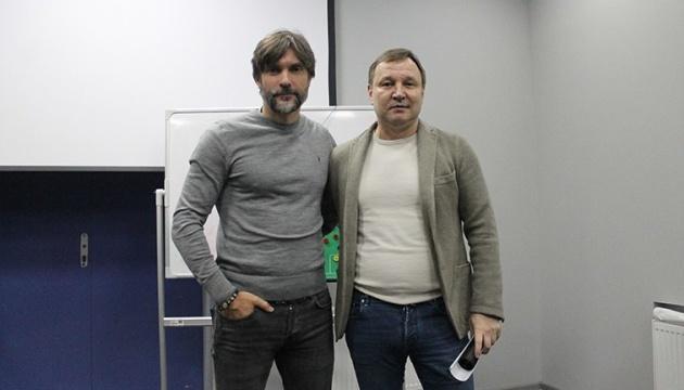 «Олімпік» офіційно призначив Калитвинцева головним тренером