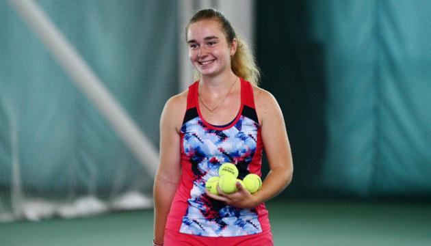 Дар'я Снігур вийшла у фінал турніру ITF в Пуатьє