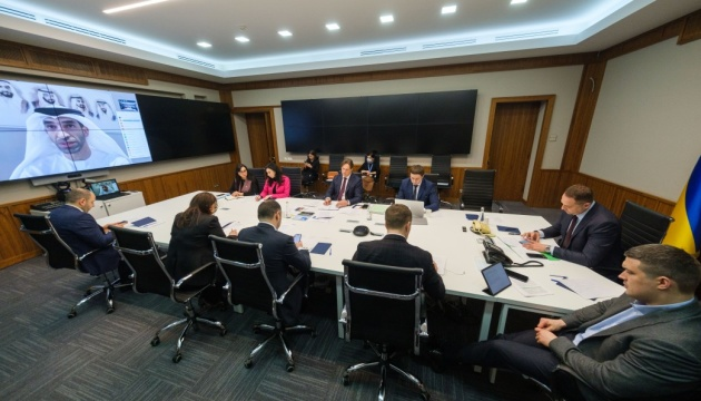 В ОП рассчитывают на рост присутствия эмиратских компаний в Украине