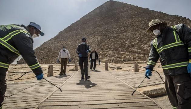 Єгипет запевнив Україну, що забезпечує найвищі стандарти обслуговування туристів під час пандемії